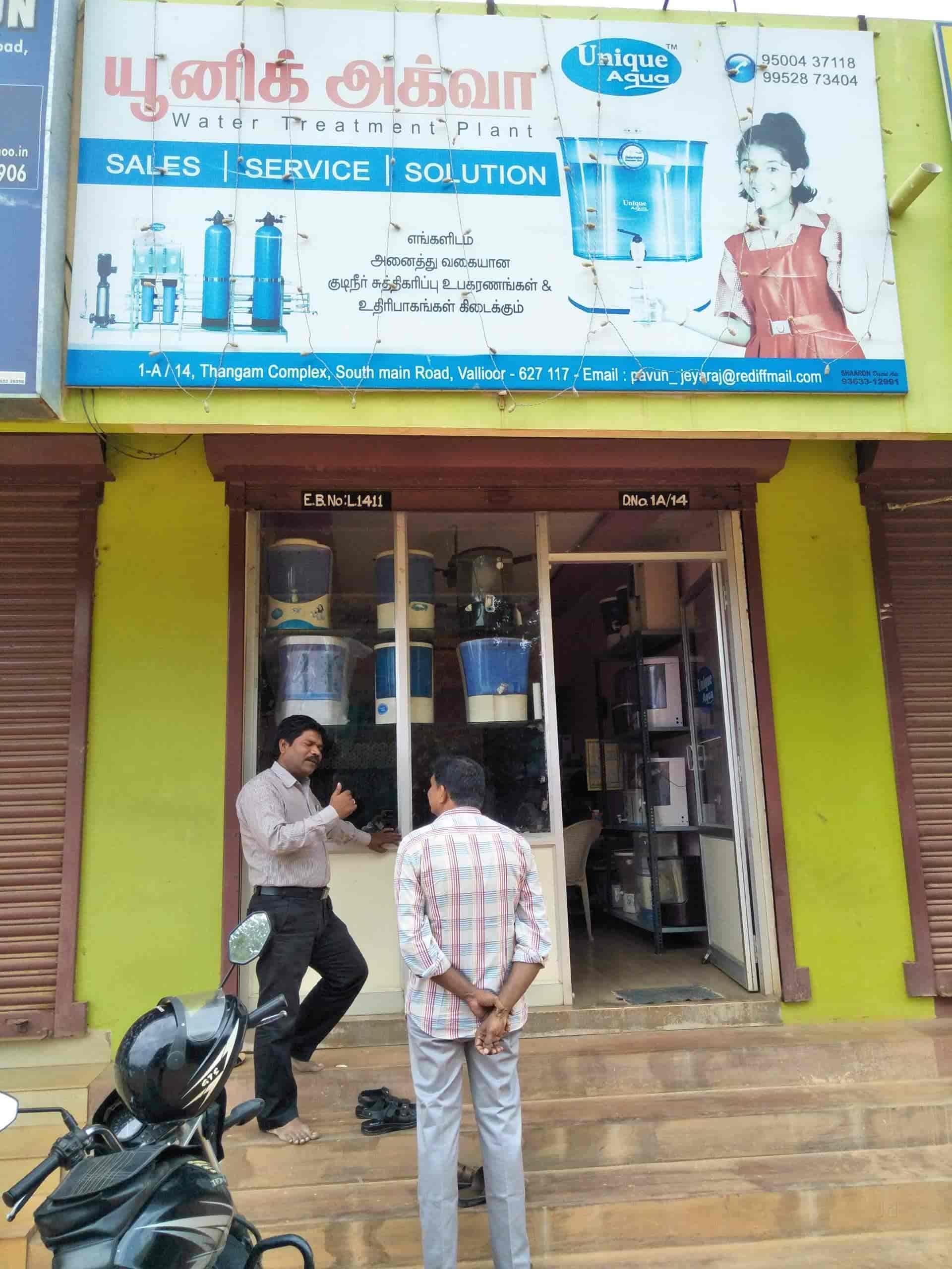 Unique Aqua Sweet Water Vallioor Water Purifier Dealers In Tirunelveli Justdial