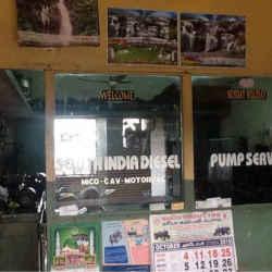 South Indian Diesel Pump Service, Sripuram - Diesel Pump Engine