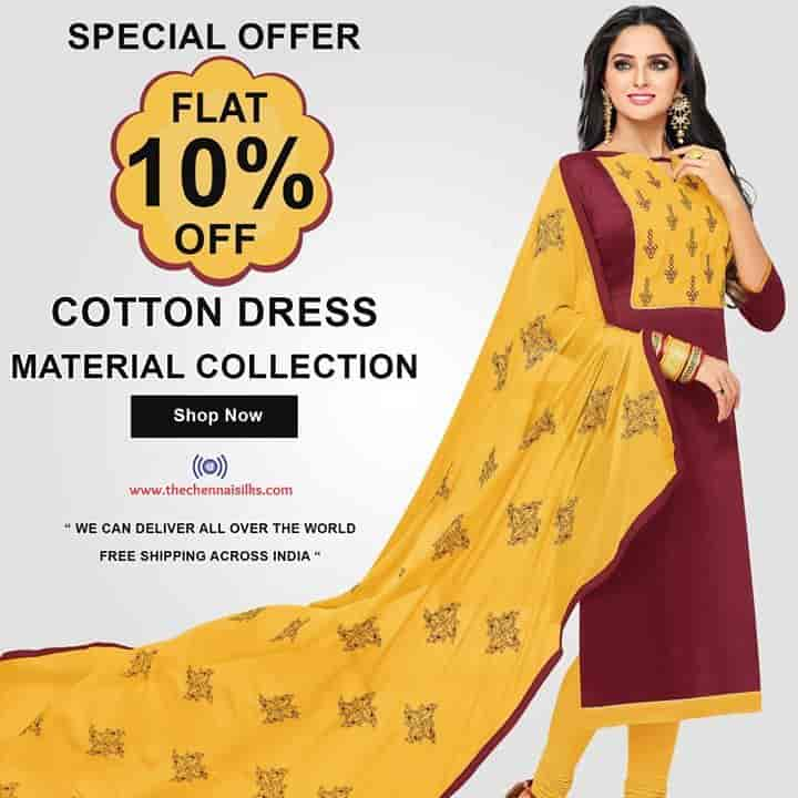 The Chennai Silks, Vannarpettai Bazaar - Readymade Garment
