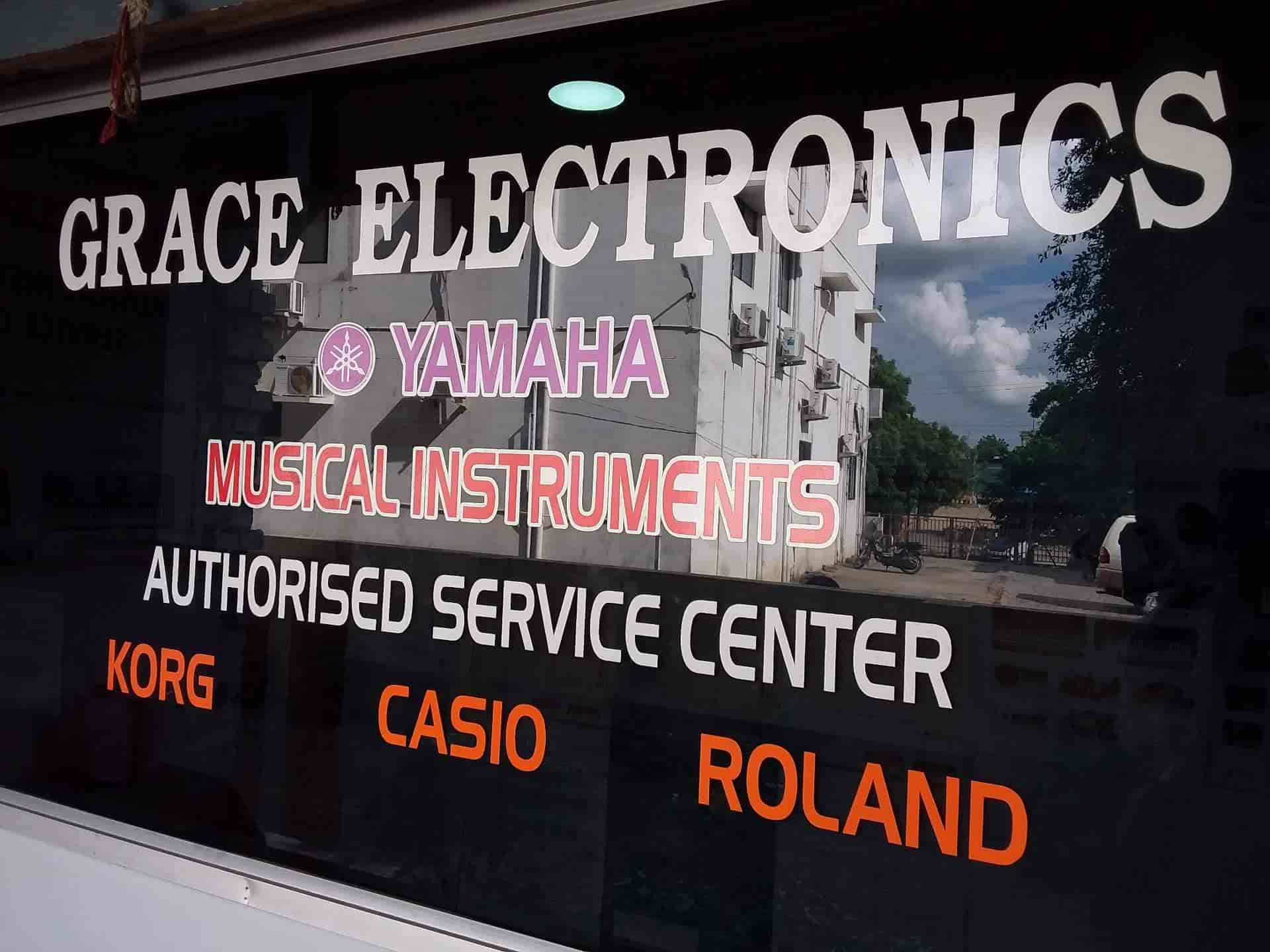 Grace Electronics Music Instruments Service Centre, Palayamkottai