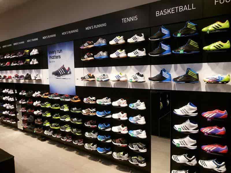 adidas italian store