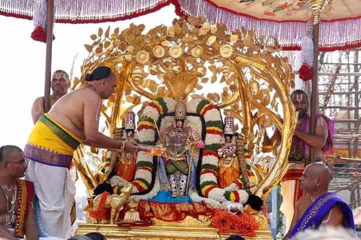 Sri Venkateswara Bhakti Channel, Tirupati Ho - Satellite