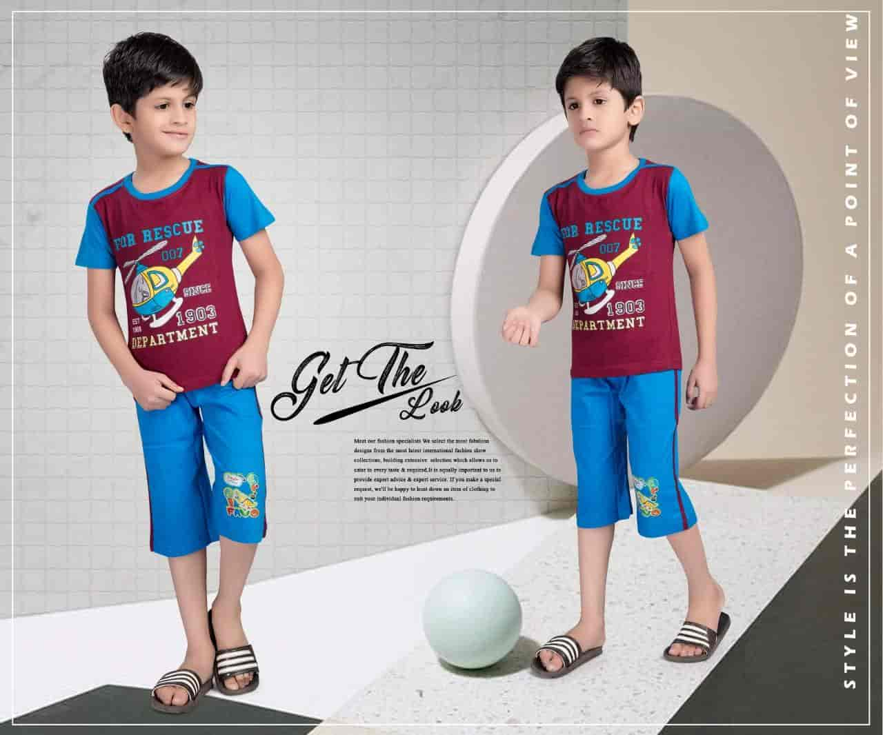 Spice Knit Wear, Mettupalayam - T Shirt Manufacturers in