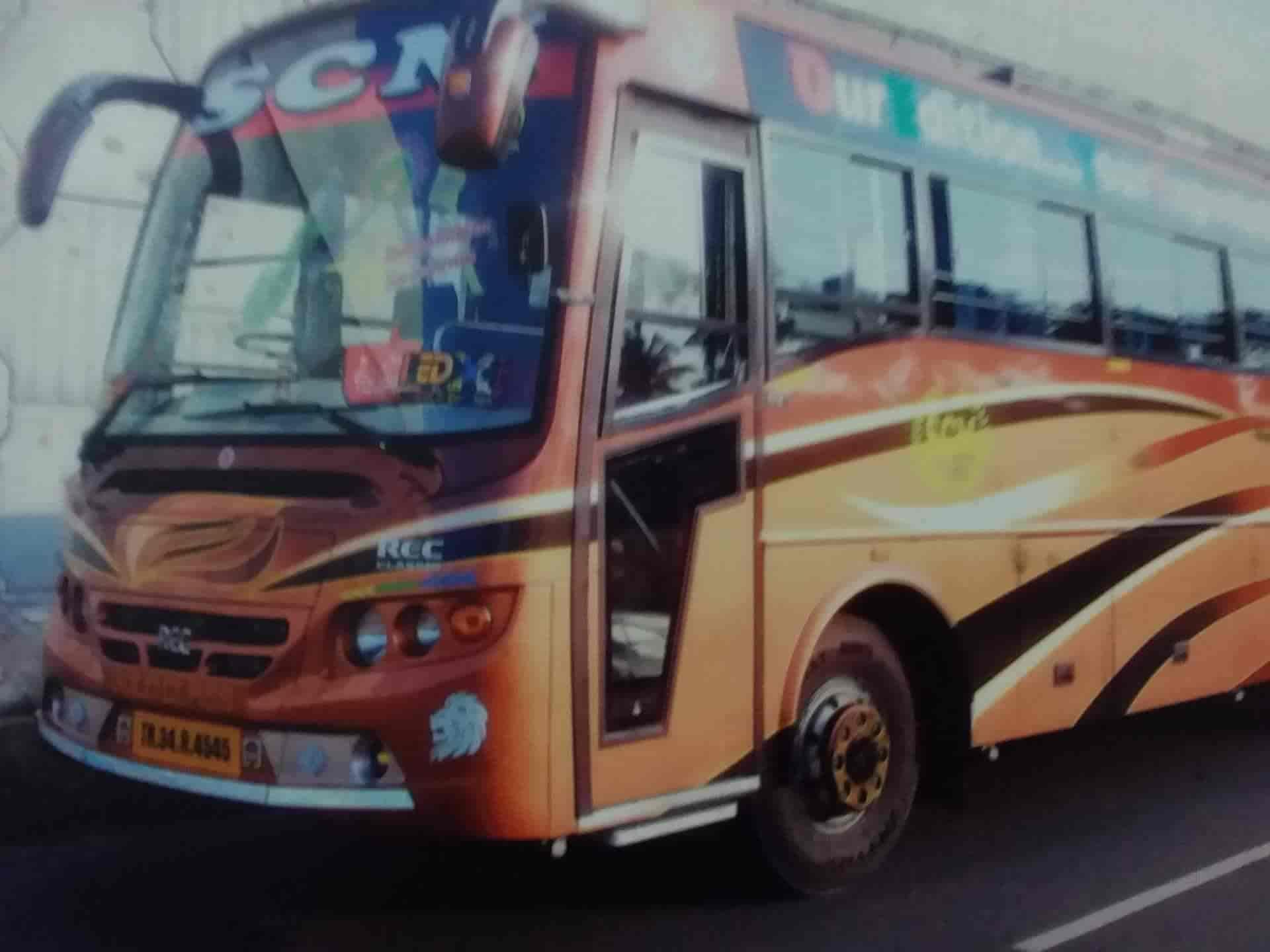 SCM Bus Services, Ram Nagar - Bus Services in Tirupur - Justdial