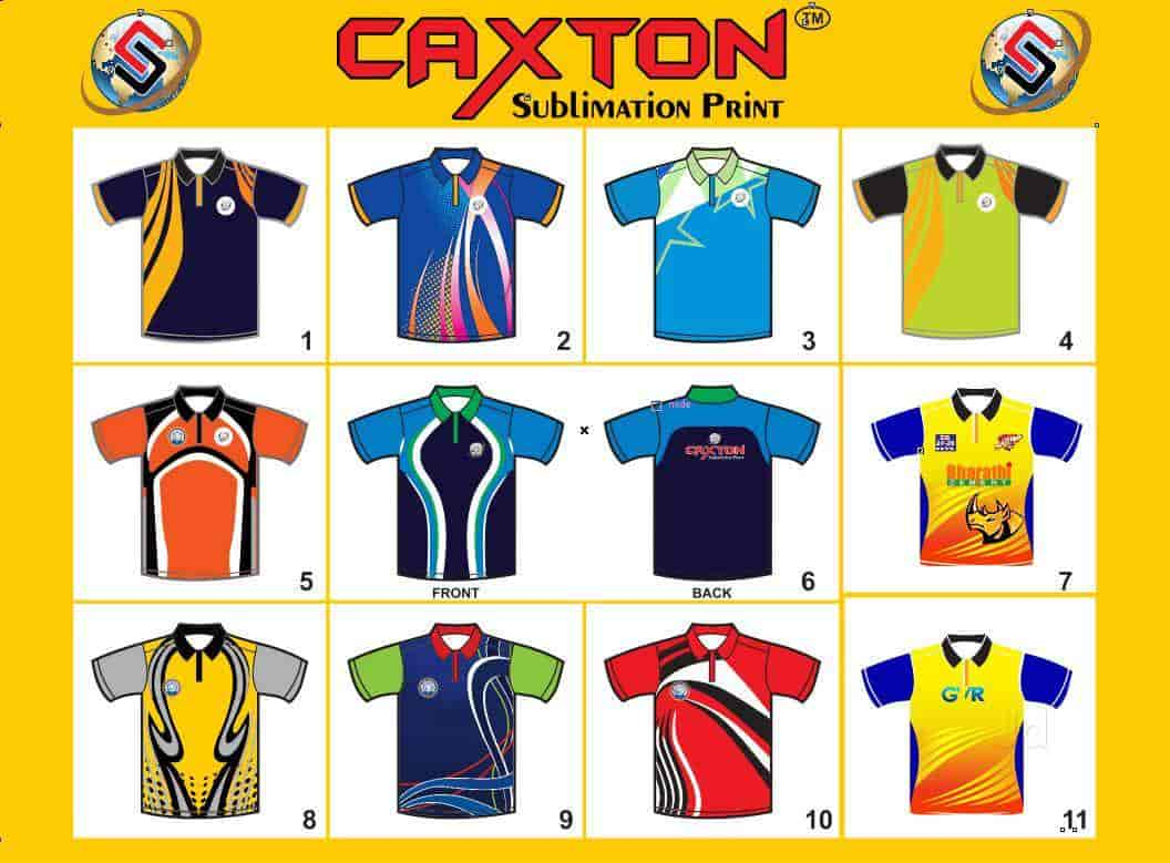 Caxton Sublimation Print Photos Gandhinagar Tirupur Pictures