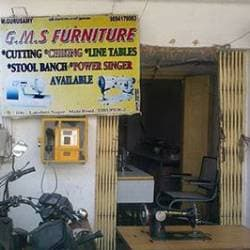 G M S Machinery, Tirupur North - Second Hand Furniture Buyers in