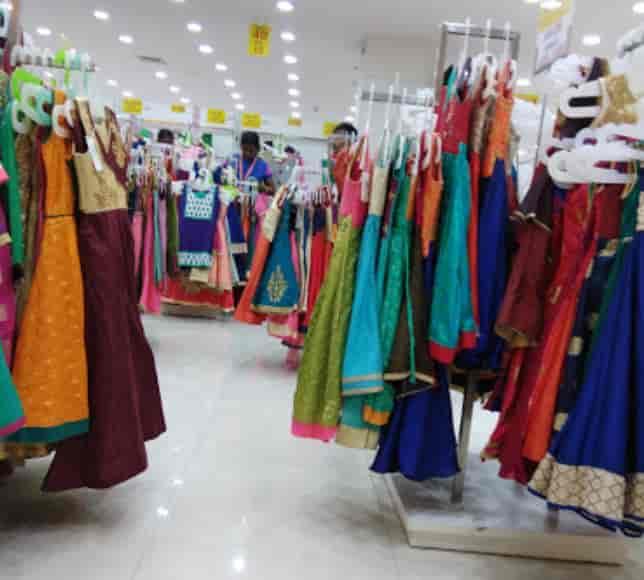 The Chennai Silks, Tirupur Old Bus Stand - Readymade Garment