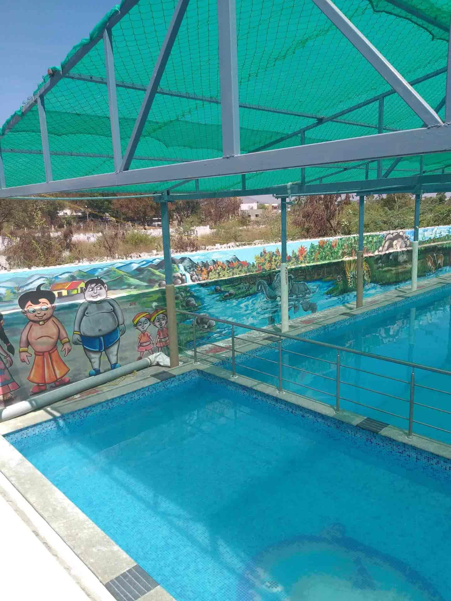 Target Swimming Pool, Tiruvannamalai Railway Station ...