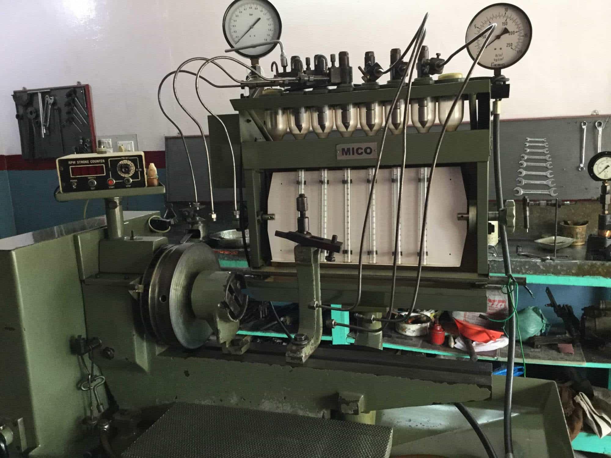 Omsakthi Diesel Pump Service, Tiruturaipundi HO - Diesel Pump Engine