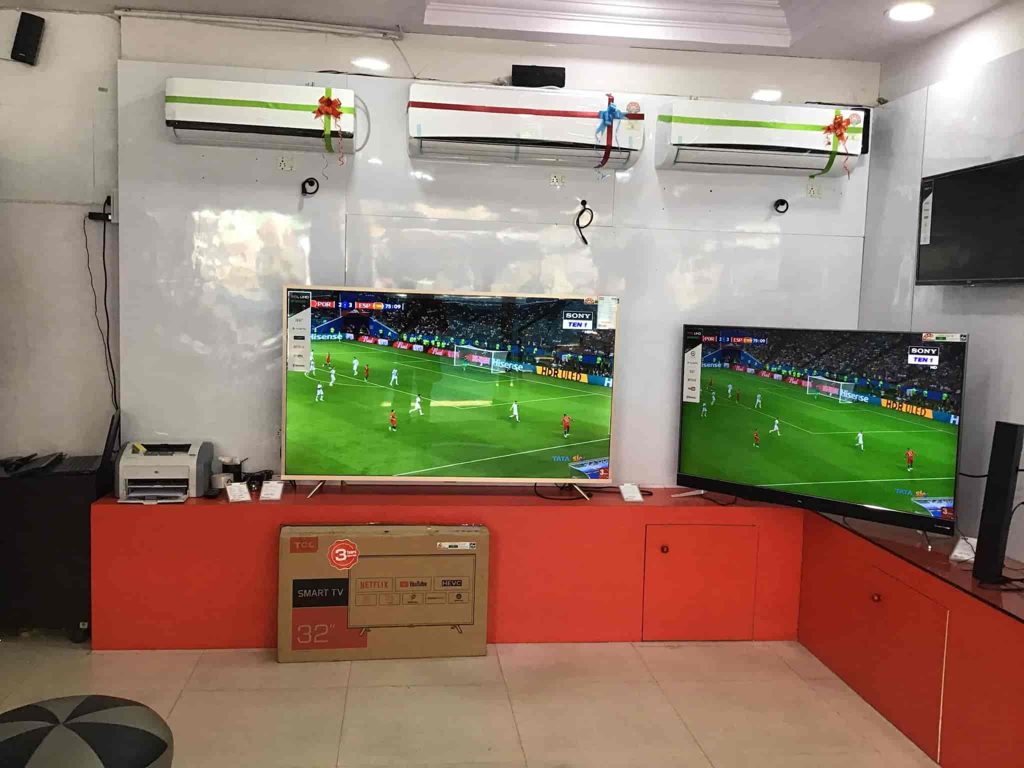 TCL Exclusive Showroom, Thillai Nagar - AC Dealers in Trichy - Justdial