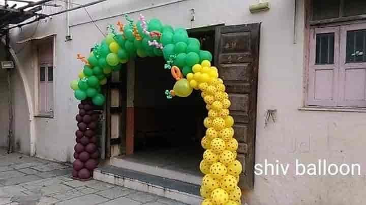 Rainbow Decoration Balloon Decorators in Trichy Justdial