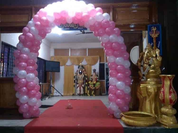 Janani Balloon Tiruchirappalli HO Balloon Decorators in Trichy