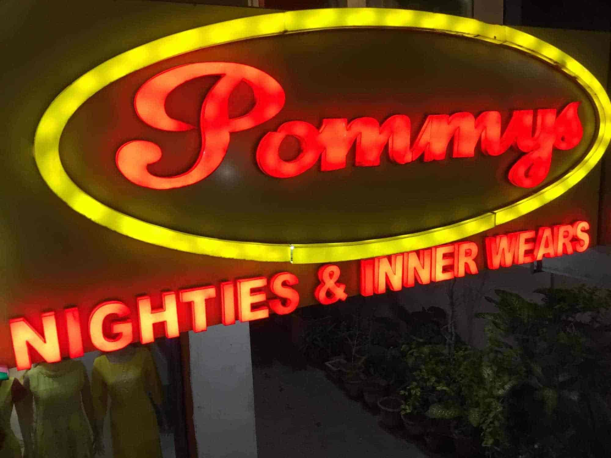 Pommys Rerail Outlet, Thillai Nagar - Women Nightwear Retailers in