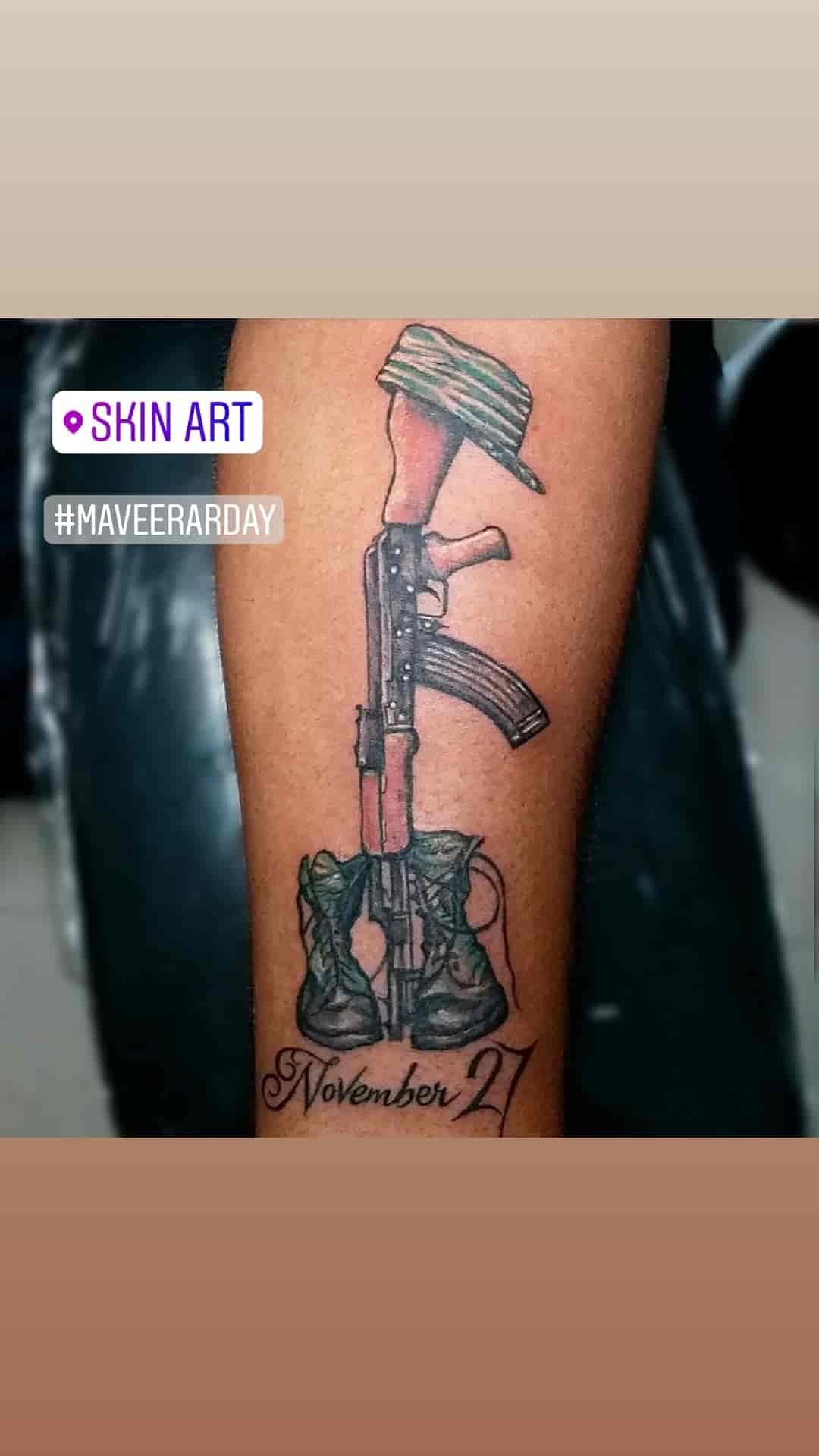 265bbbcd4 ... Skin Art Tattoo Photos, Thillai Nagar, Trichy - Tattoo Artists ...