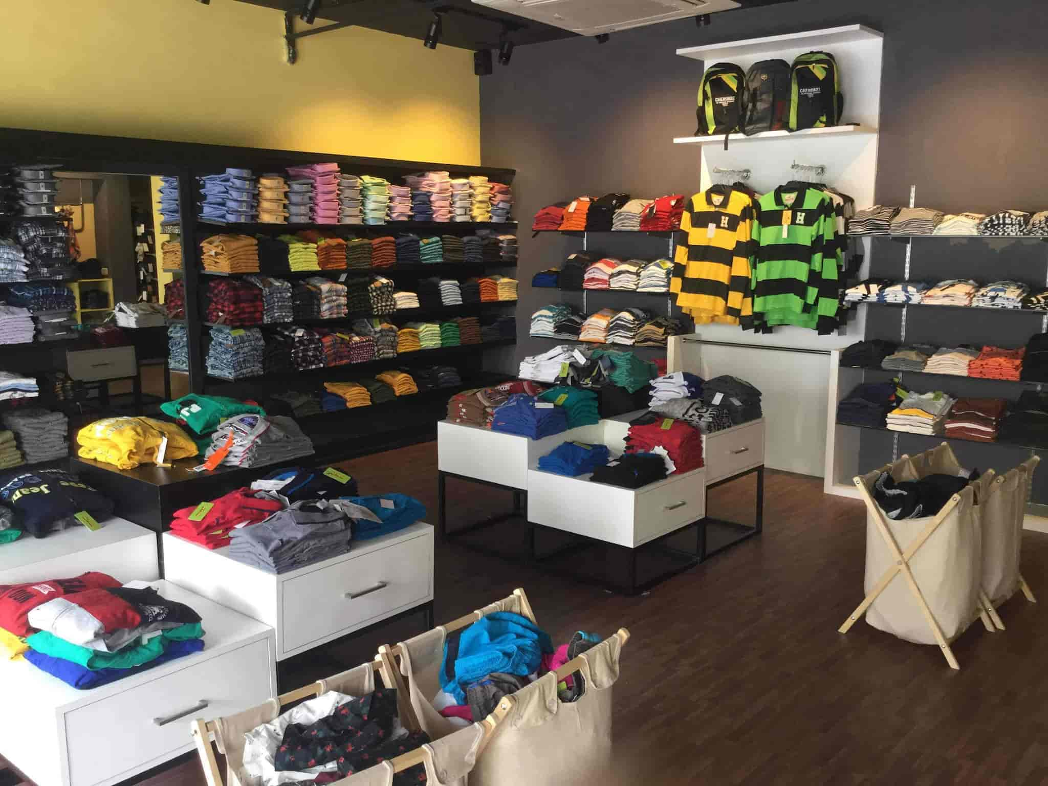 Lemon Clothing, Thillai Nagar - Readymade Garment Retailers in