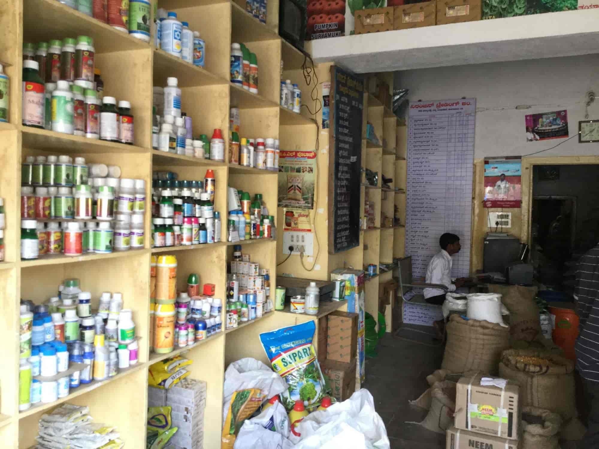 Niranjan Trading Company, Mandipet - Chemical Dealers in Tumkur