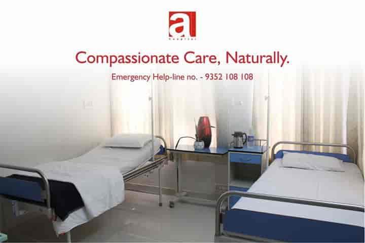 Aravali Hospital Pvt Ltd - Multispeciality Hospitals - Book