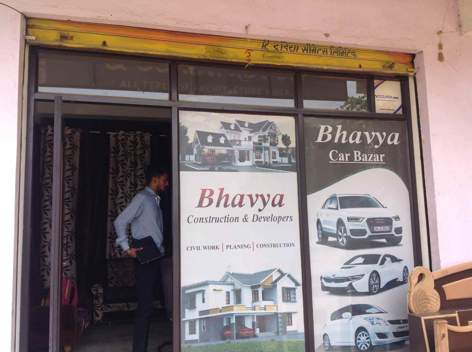 Bhavya Car Bazar Construction Photos Udaipur City Udaipur