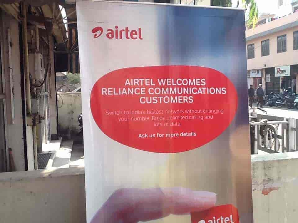 Airtel Express, Udaipur City - Postpaid Mobile Phone Simcard