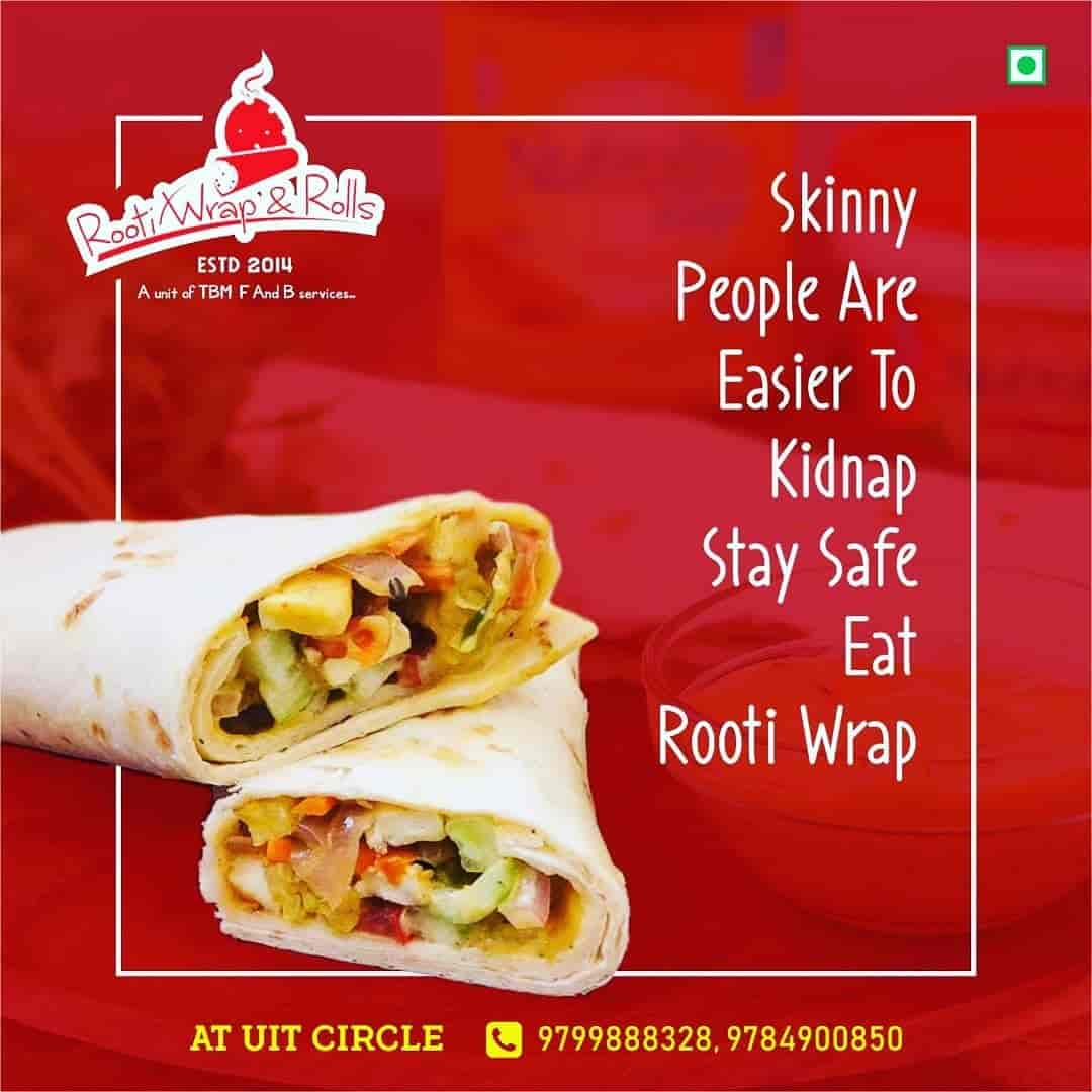 Rooti Wrap Rolls Udaipur City Udaipur Rajasthan Fast