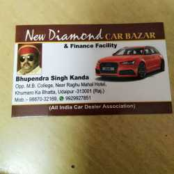 New Diamond Car Bazar Udaipur City Garages In Udaipur Rajasthan