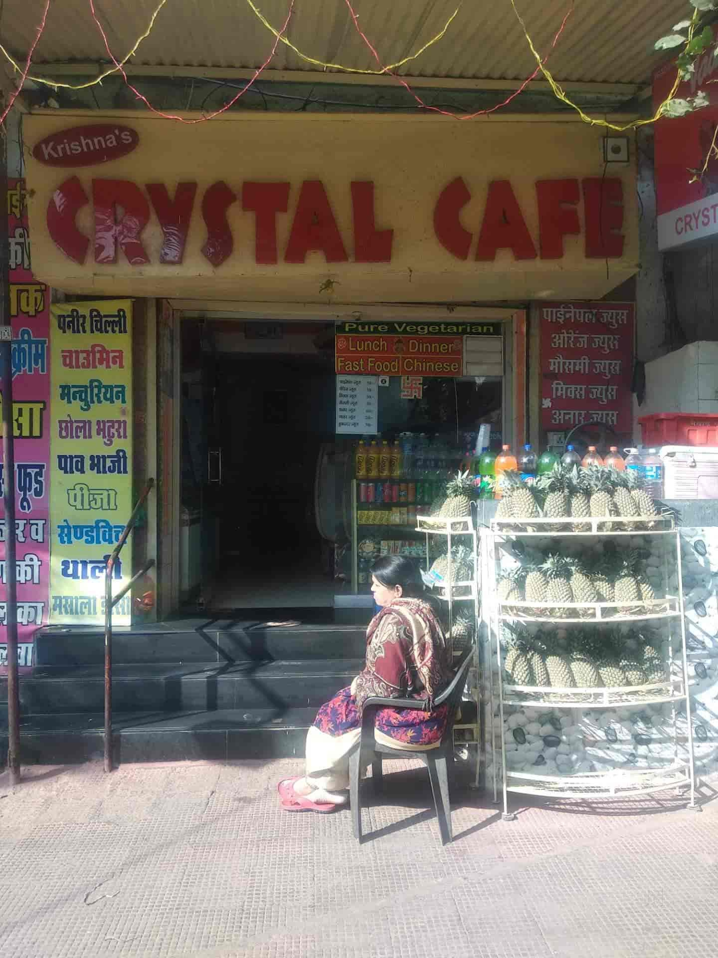 Crystal Cafe Restaurant Photos, Ashok Nagar, Udaipur