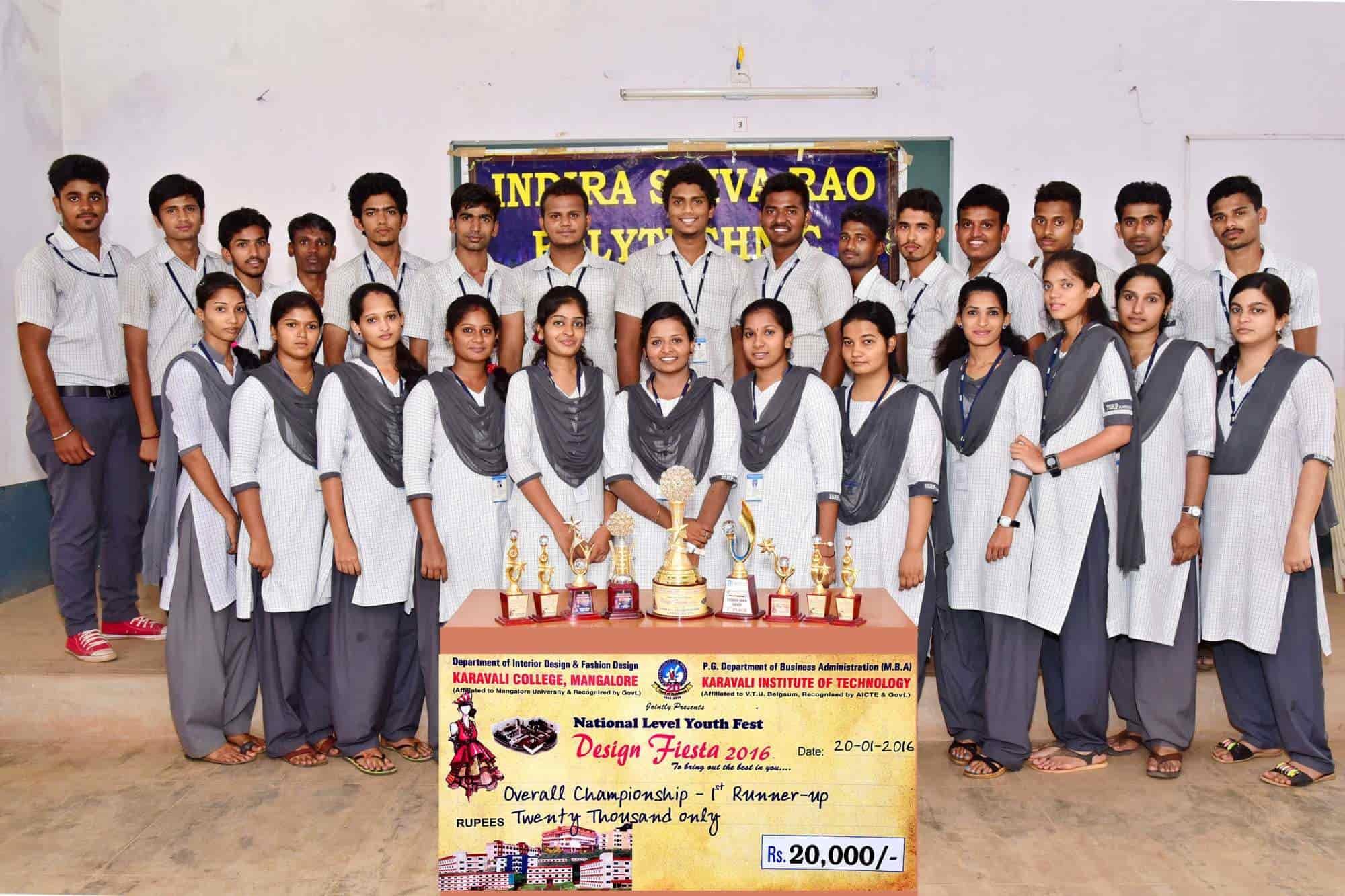 Indira Shivarao Polytechnic Kunjibettu Colleges In Udupi Justdial
