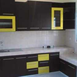 Modular Kitchen Work Sai Namana Civil And Interior Design Solutions Photos Brahmagiri Udupi