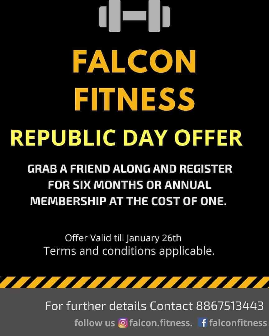 Falcon Fitness, Manipal - Fitness Centres in Udupi - Justdial