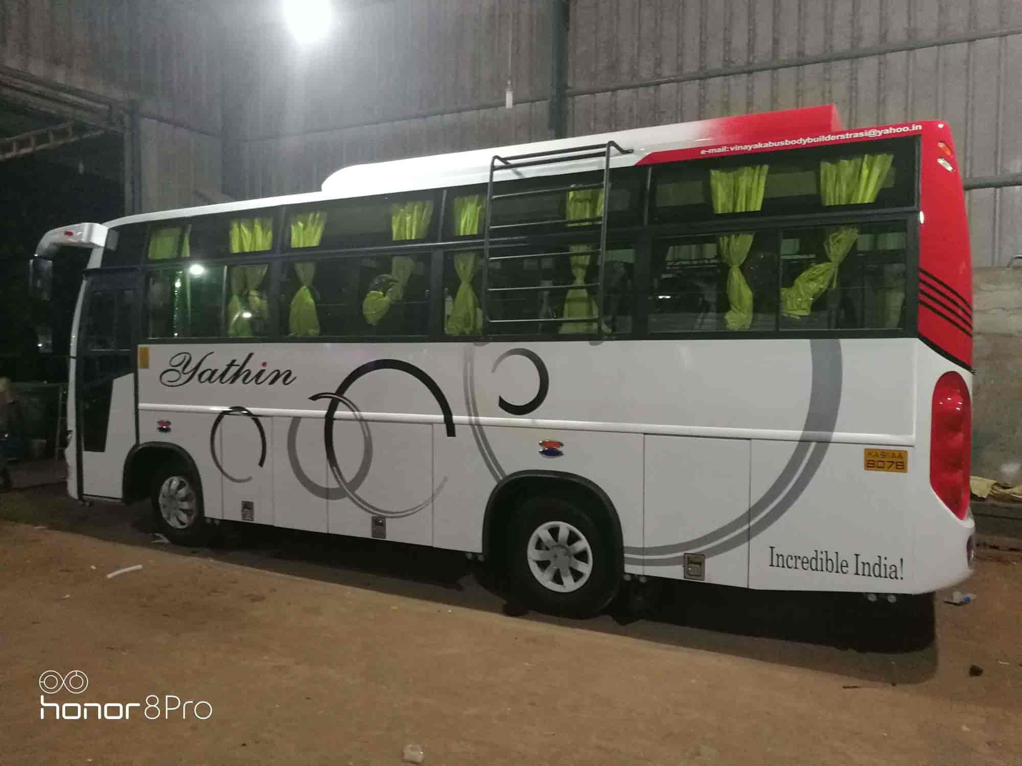 Vinayaka Bus Body Builders Kundapura Market Udupi Bus Body Builders In Udupi Justdial