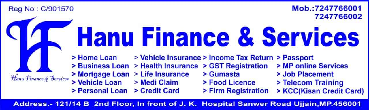 Hanu Finance Abd Services Sindhi Colony