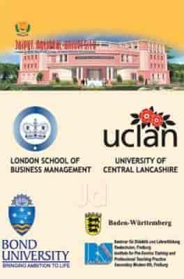 jaipur national university jagat pura jaipur jnu jaipur justdial