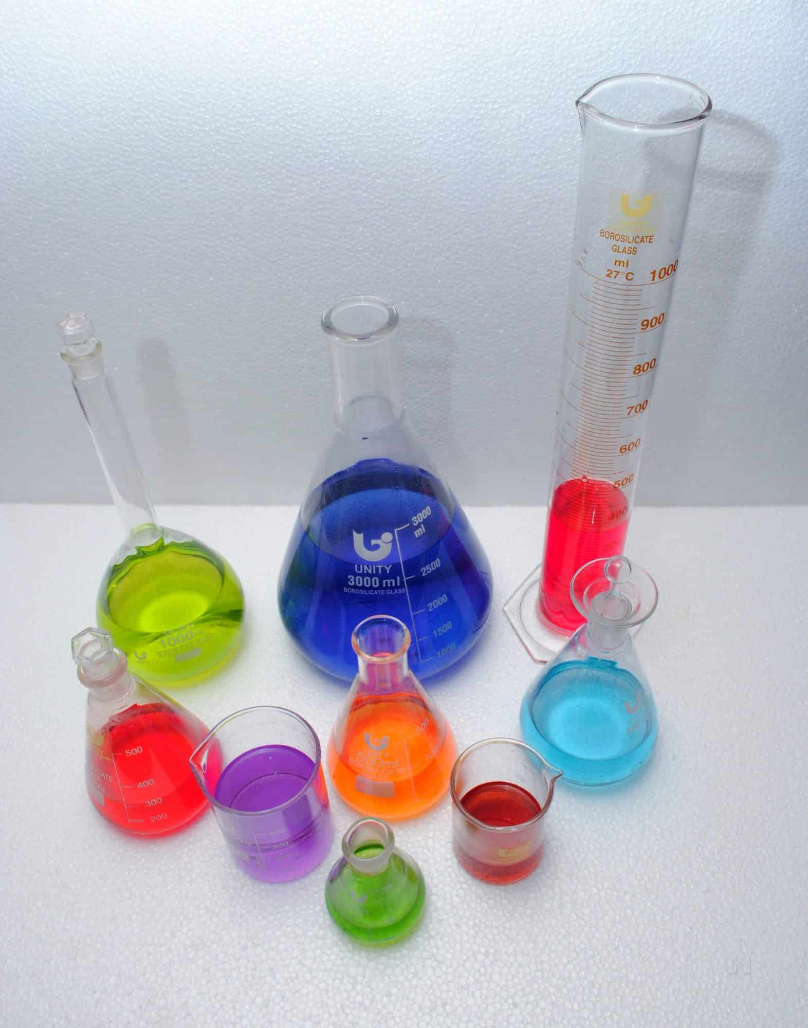 Unity Glass Industry, Ajwa Road - Lab Glassware