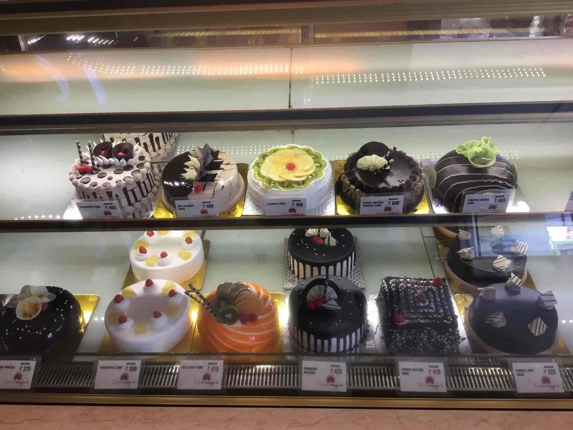 Oven Magick, Alkapuri, Vadodara - Bakeries Cuisine Restaurant - Justdial