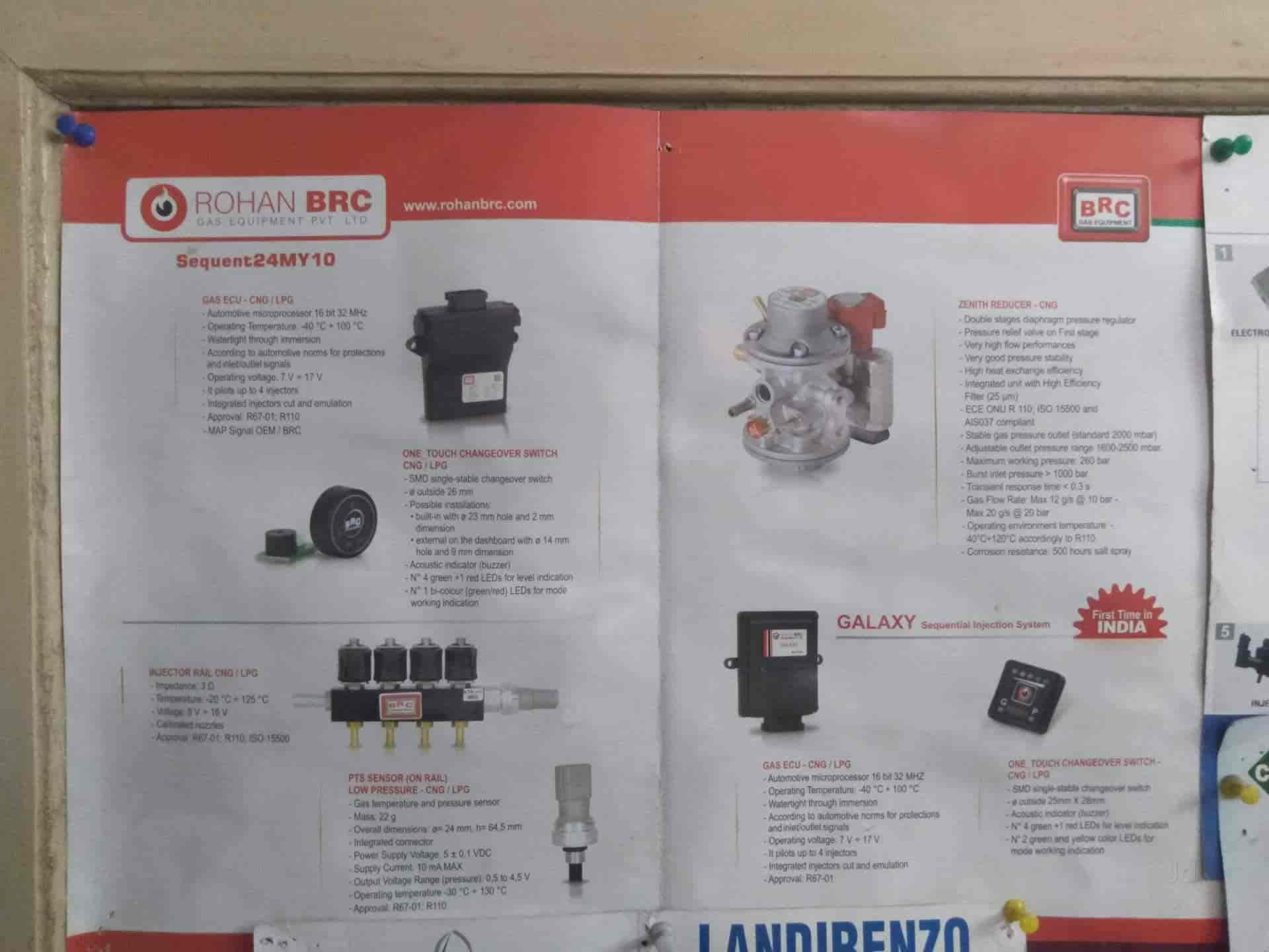 Ambe Motors Gas Car Care Nizampura Cng Conversion Kit Dealers In