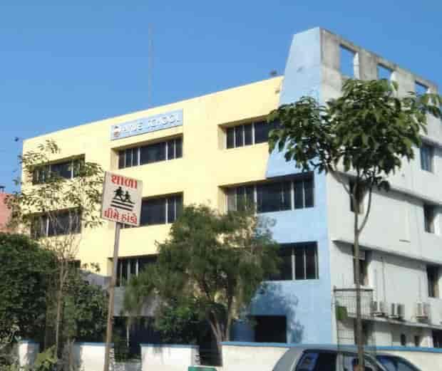 Ambe school manjalpur vadodara