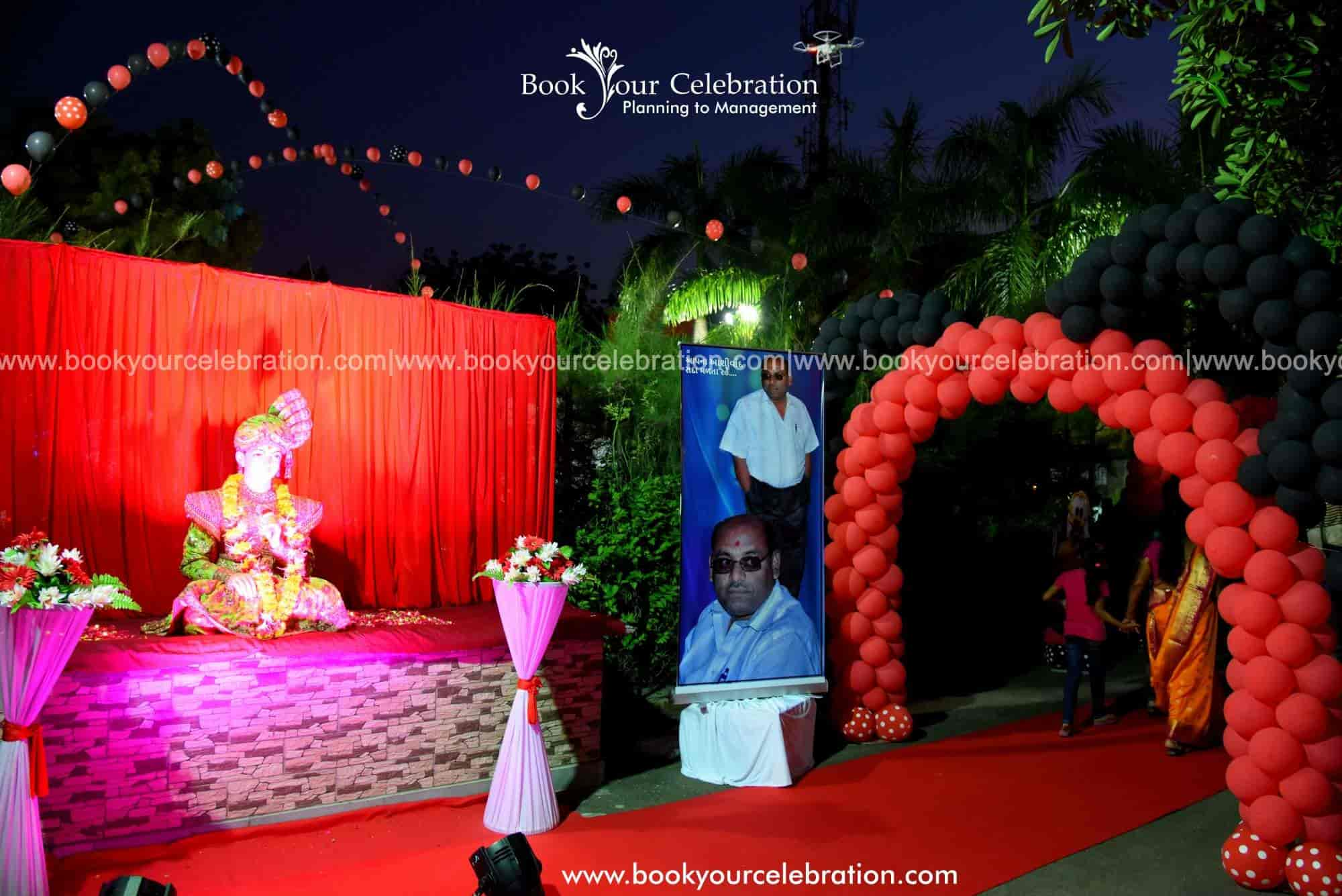 Book Your Celebration Vasna Road Birthday Party Organisers in