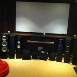 Home Theater Asmi Consultants Photos Ellora Park Vadodara Theatre System Dealers
