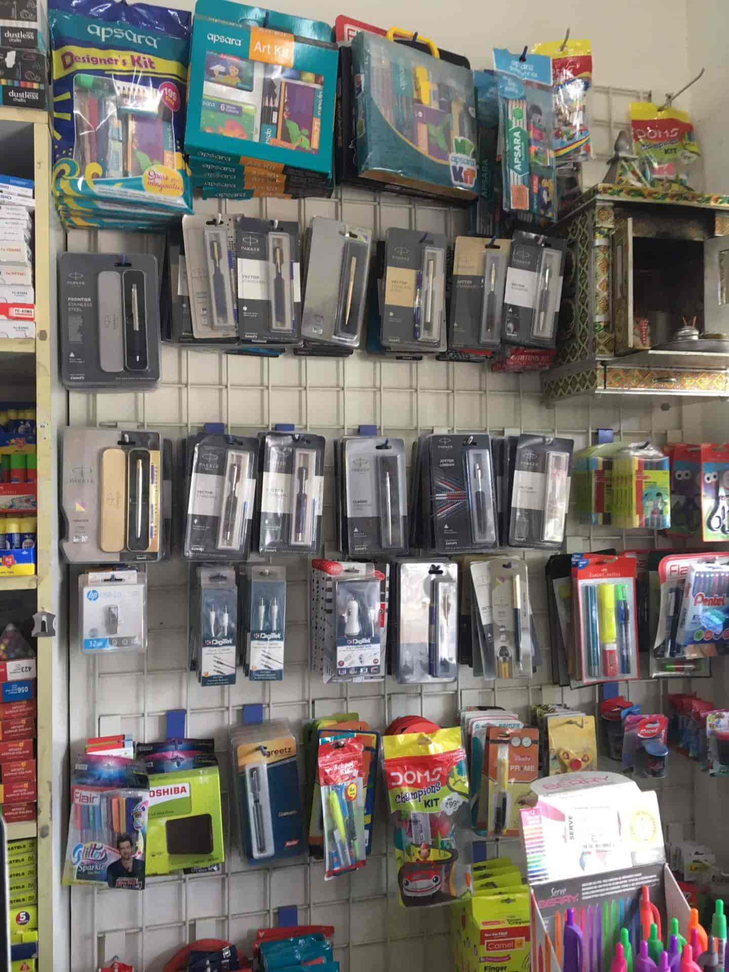 Welcome Stationery & Print, Bhaili - Stationery Shops in