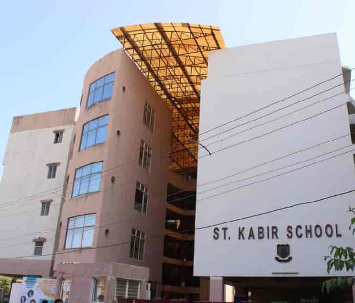 St Kabir school CBSE vadodara