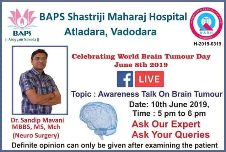 Baps Shastriji Maharaj Hospital, Atladara - Multispeciality