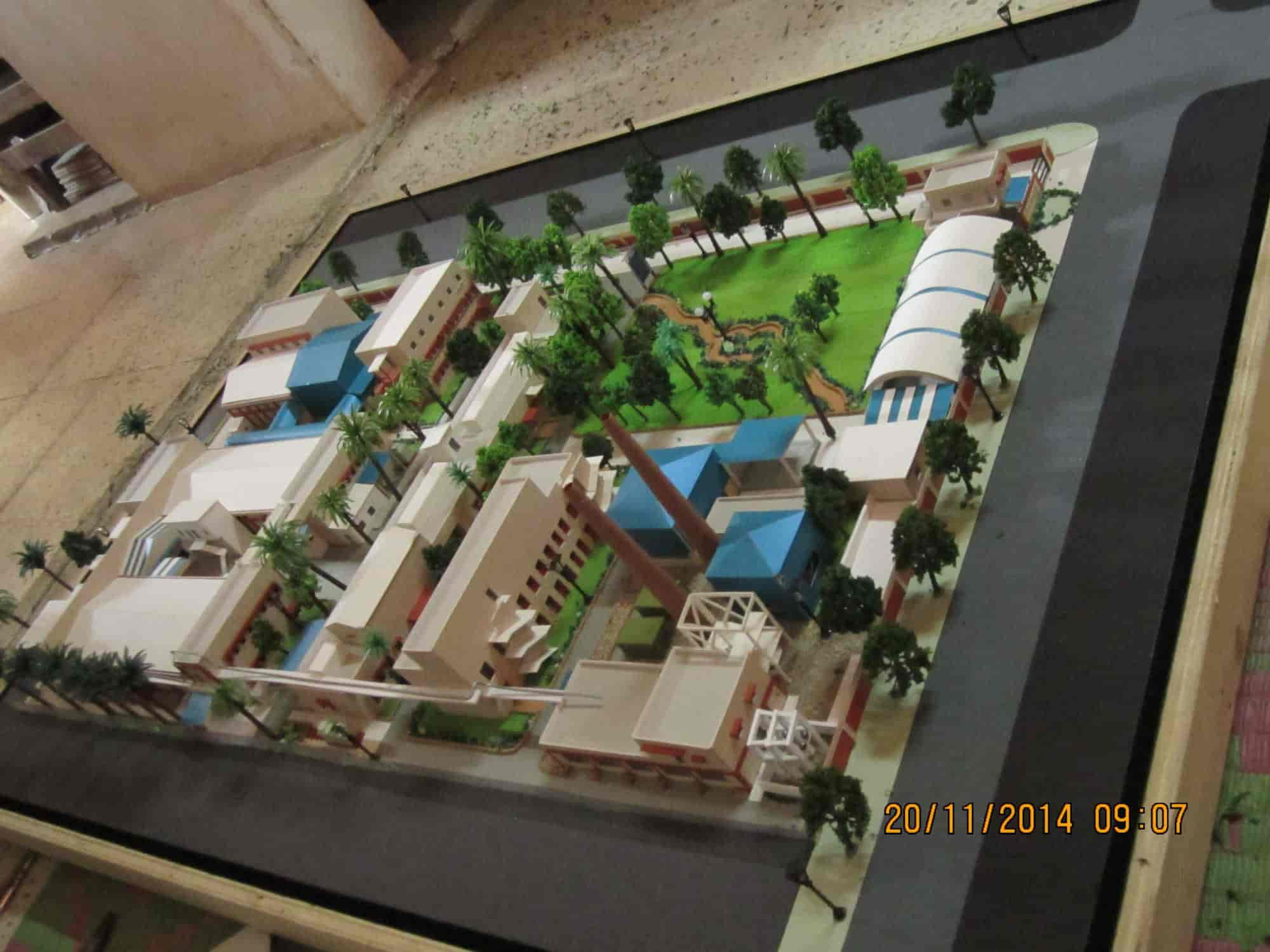 Architectural Model Maker & Auto Cad Works, Waghodia Road