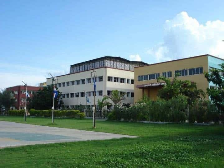 American School of baroda vadodara