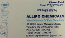 Allipo Chemicals, Makarpura Industrial Estate - Industrial Chemical