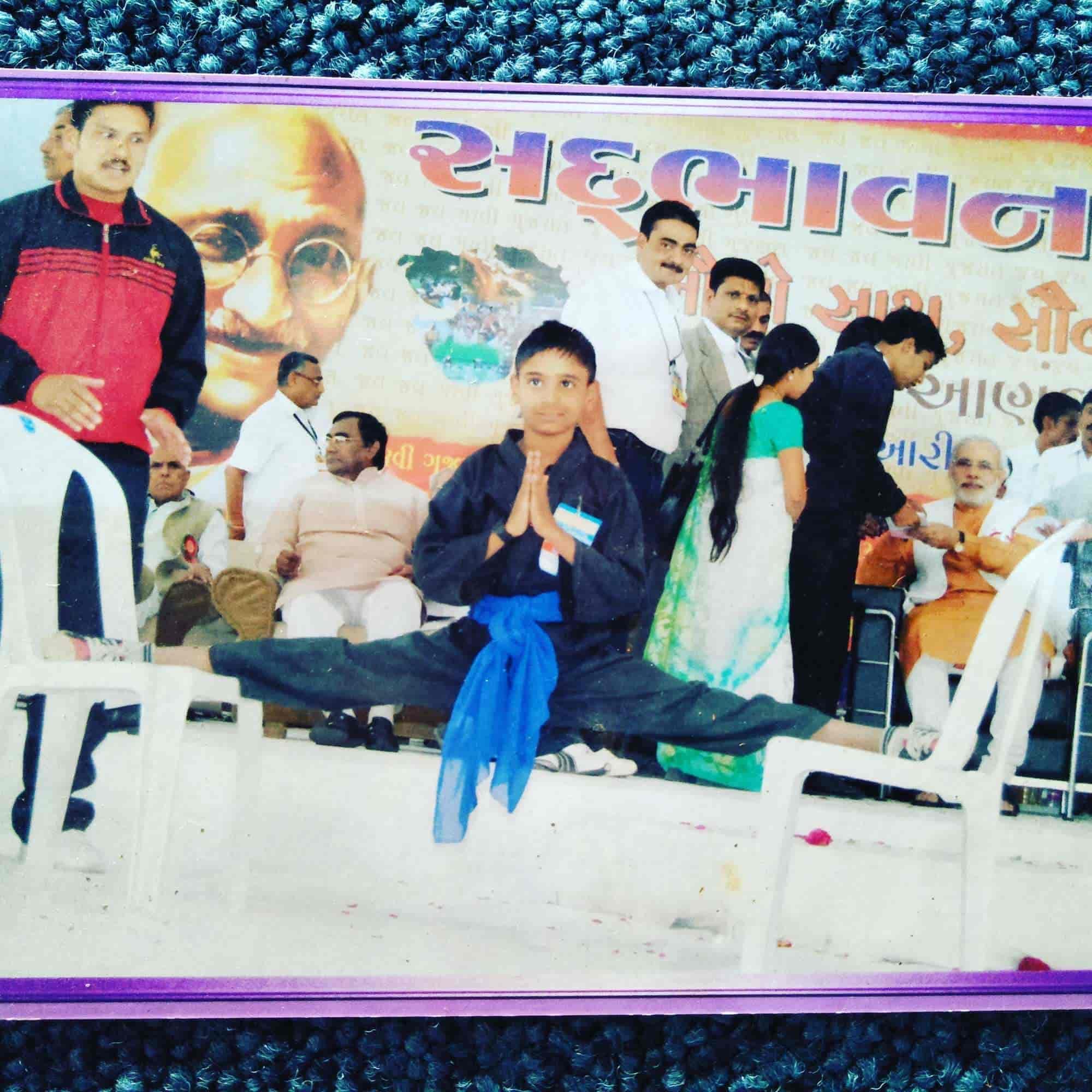 MMA Association Of Gujarat, Gotri Road - Yoga Classes in Vadodara