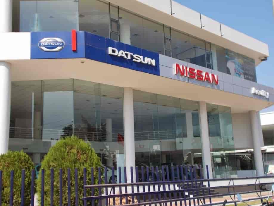 Acuity Nissan, Chhani Road - Car Dealers-Nissan (Authorised