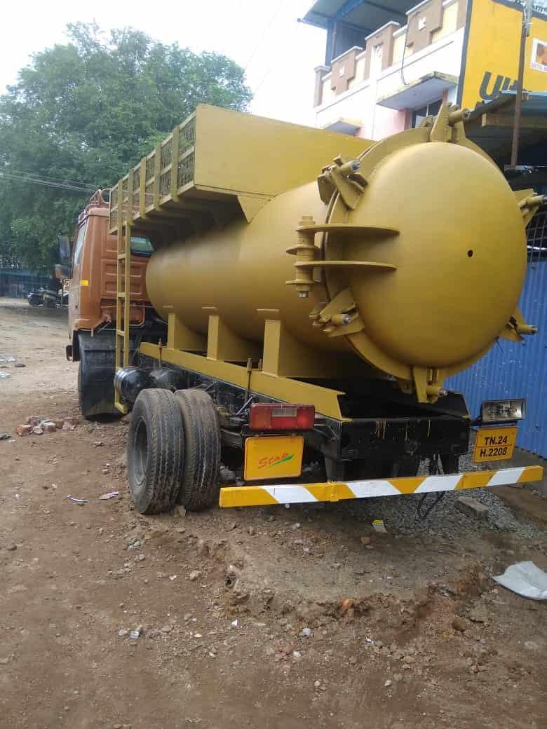 Meenatchi Air Compressor Septic Tank Cleaning Services