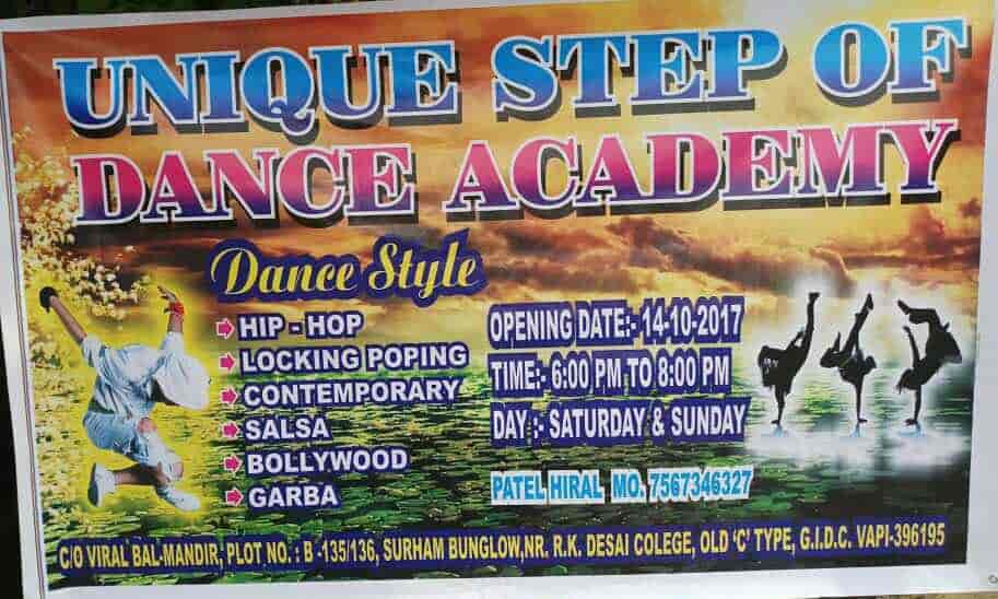 Unique Step Of Dance Academy Industrial Estate Wedding Bands In