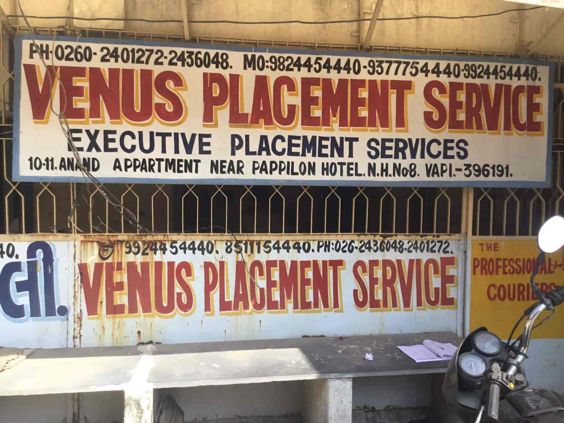 Venus Placement Services, Vapi Industrial Estate - Placement