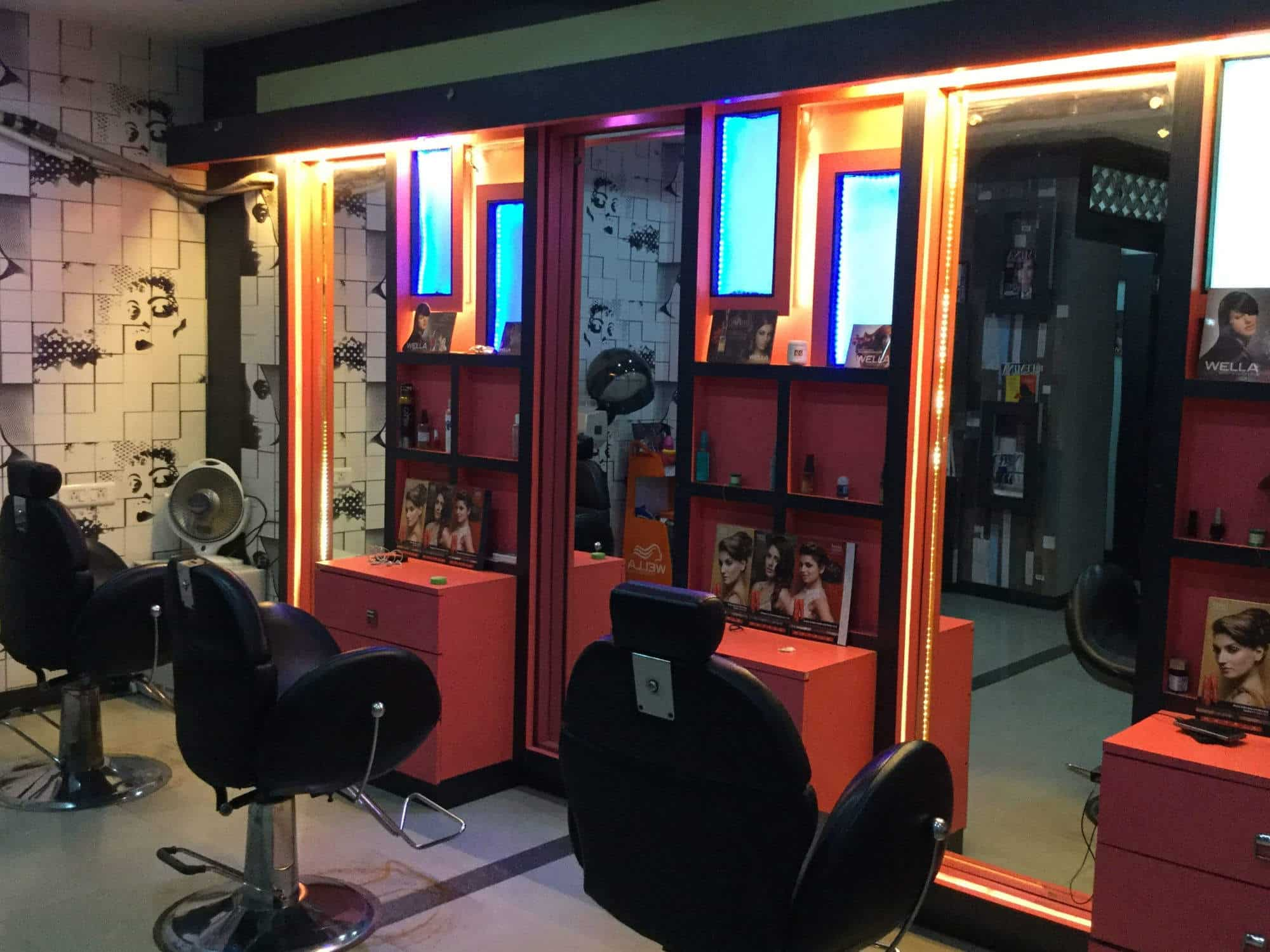 Colors Hair Beauty Spa Wella Professionals Photos Orderly Bazar